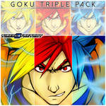 Goku Gumroad Sale