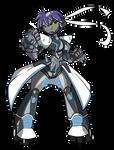 Robotified Subaru by ChaosCroc