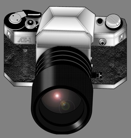 AE-1 SLR Camera