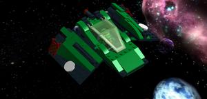IF Space Speeder