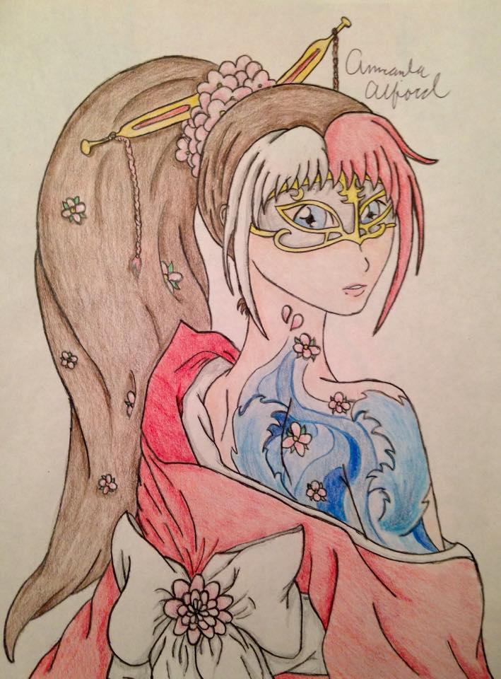 Aurora Hamilton by yukigirlygirl