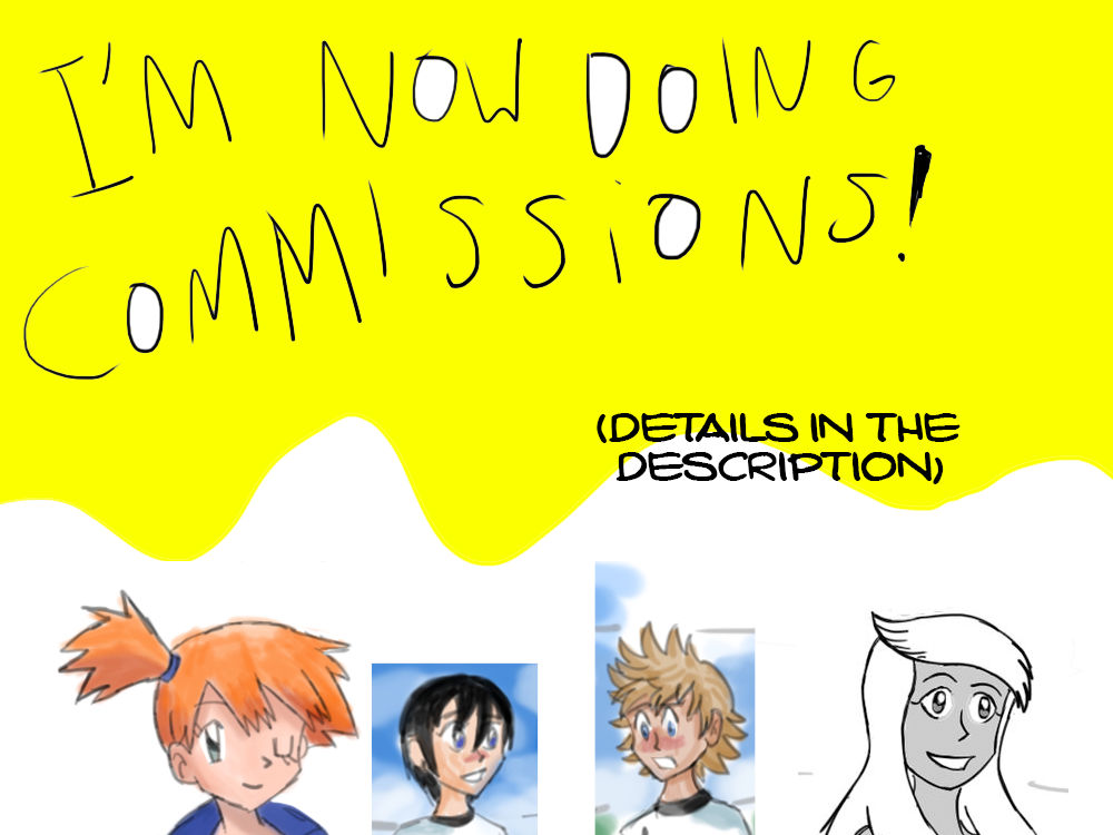 deviartTAG Commissions Now Open!