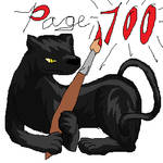100th page panther