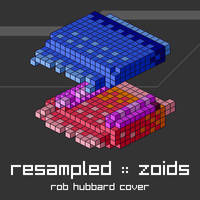 Zoids Cover by ReSampled
