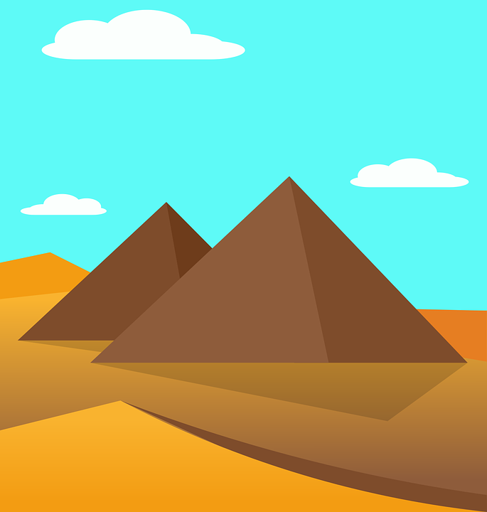 Pyramids by ReSampled