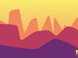Landscape Palette 361 by ReSampled
