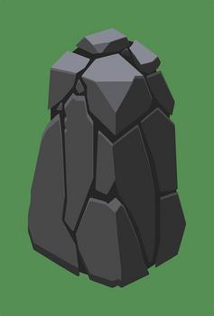 Stone (vector)