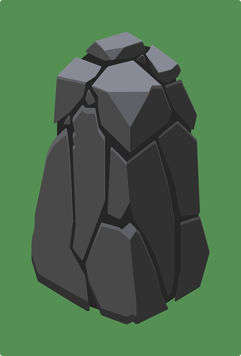 Stone (vector) by ReSampled