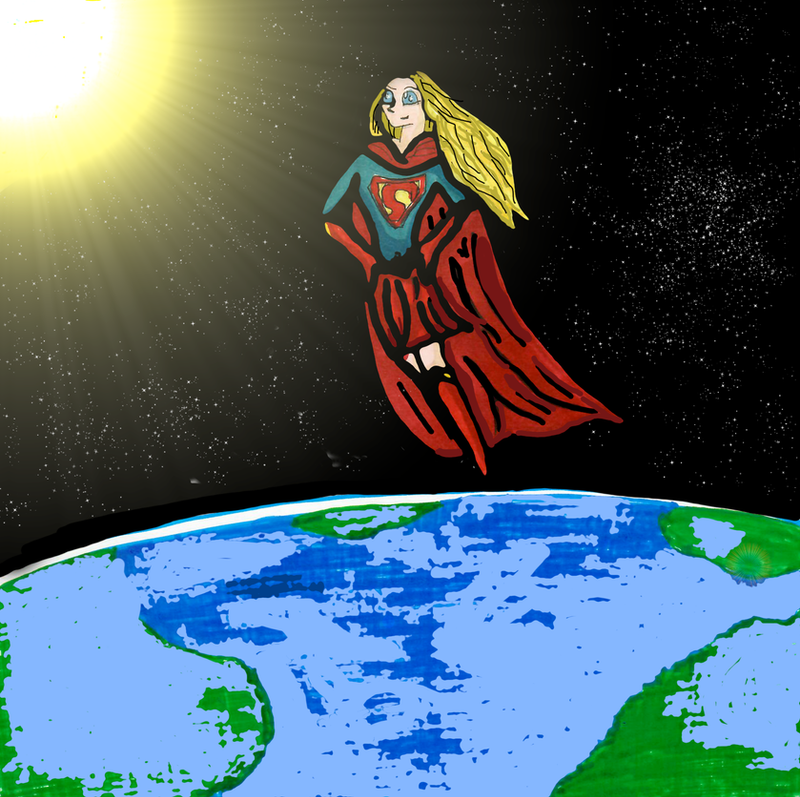Supergirl Final by MacGeekVer