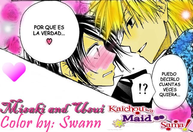 misaki loves by LuffySwan