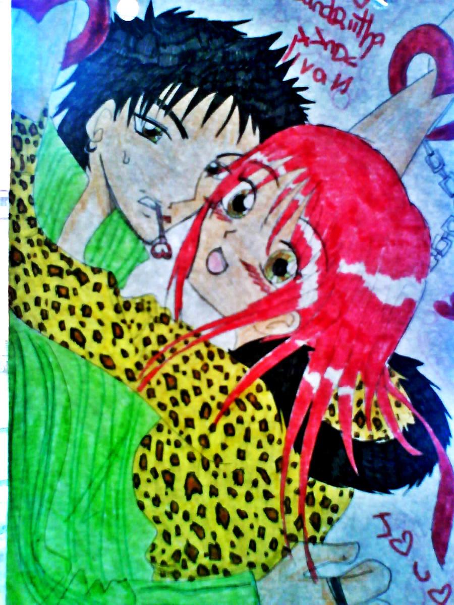 Esposas del amor by LuffySwan