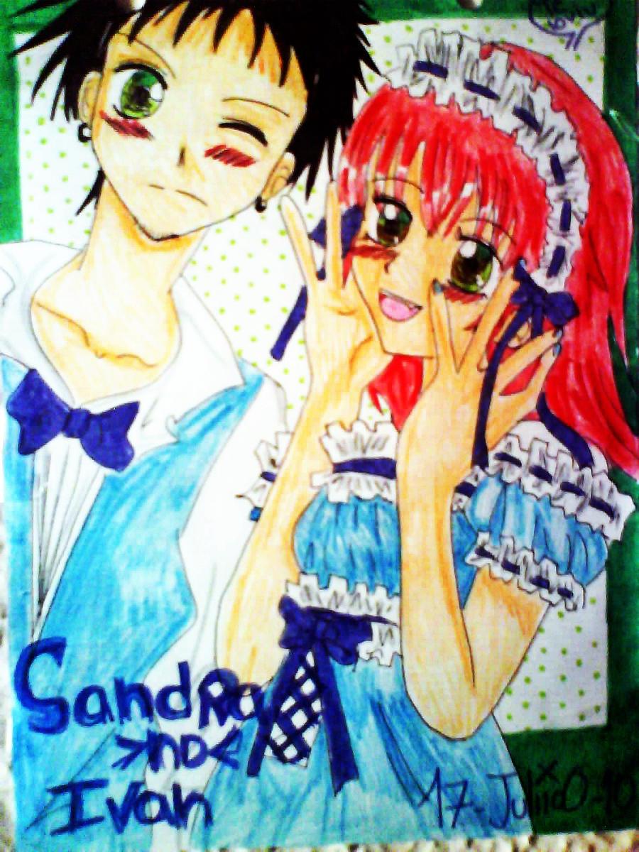 Maid love by LuffySwan