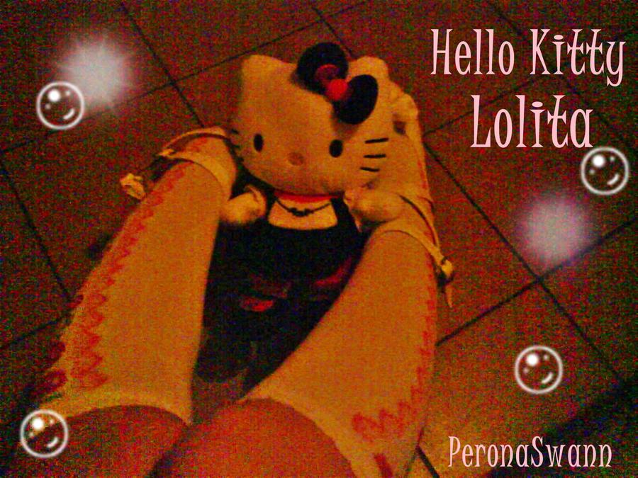 Hello kitty lolita by LuffySwan