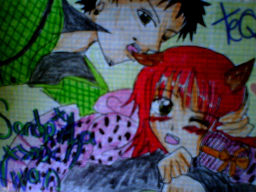 morder by LuffySwan