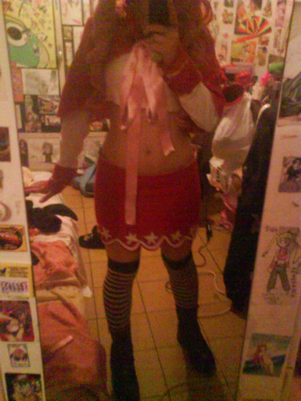 Perona Cosplay (not Finished) by LuffySwan