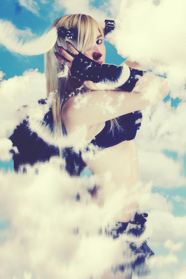 Angel Black by LuffySwan