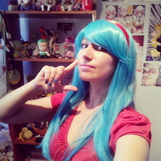 Wig Test Bra by LuffySwan
