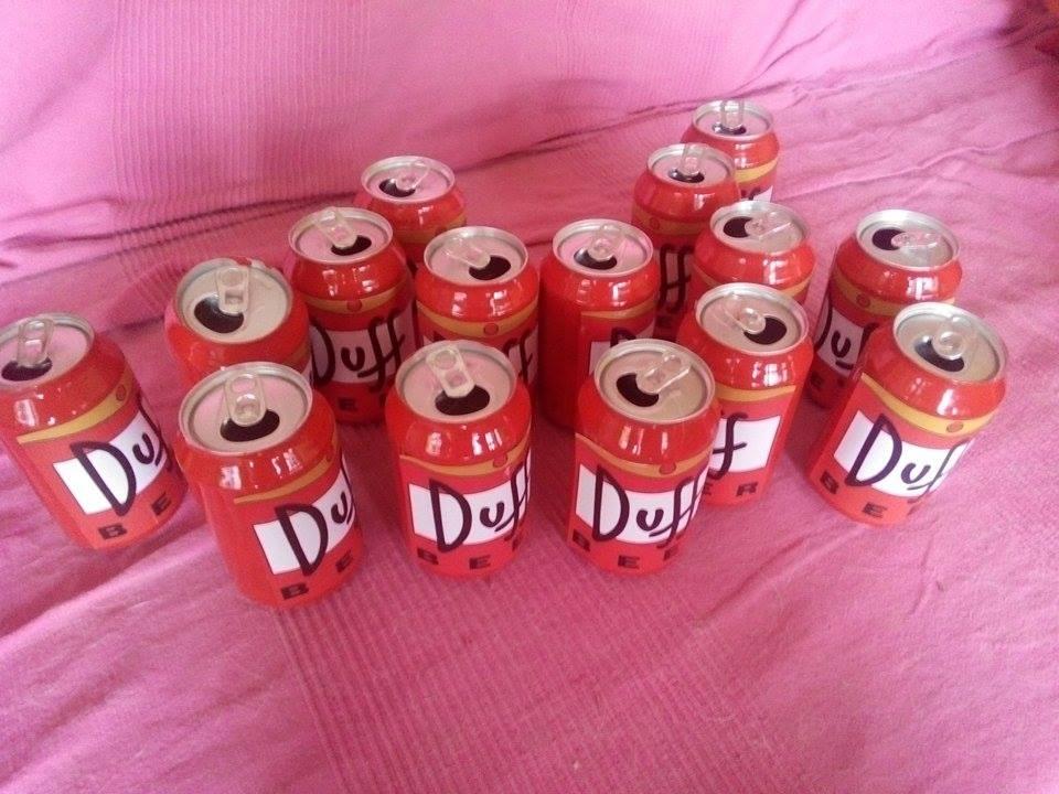 Duff Beers by LuffySwan