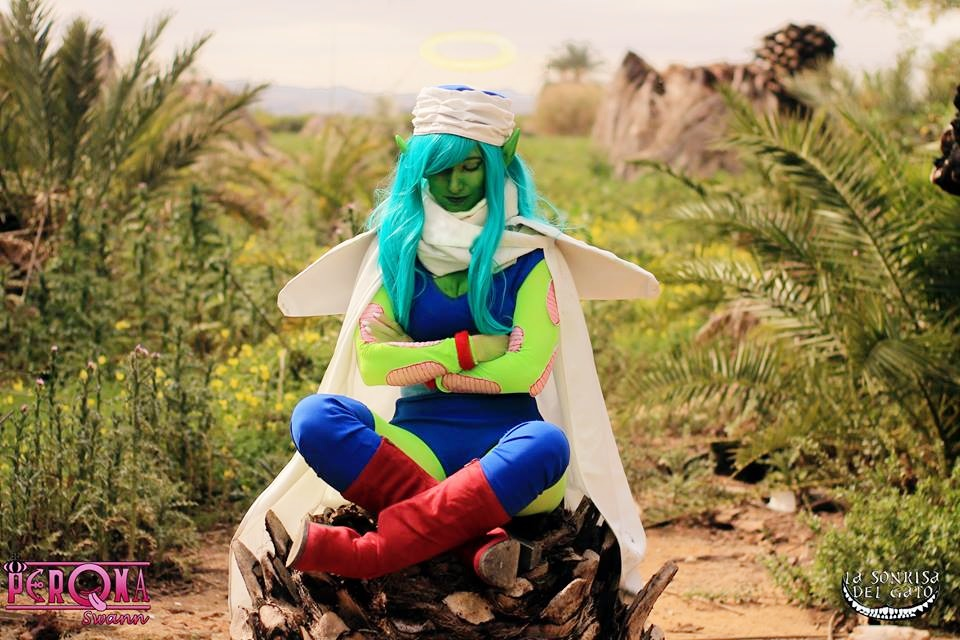 Lady Piccolo photoshoot by LuffySwan