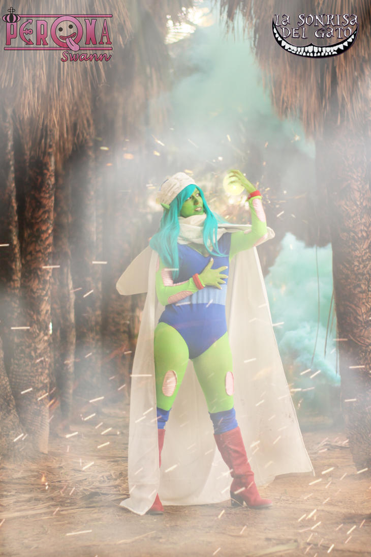 Lady Piccolo Namek by LuffySwan