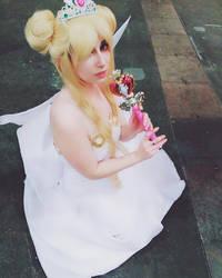 Princesa Serenity Finish by LuffySwan