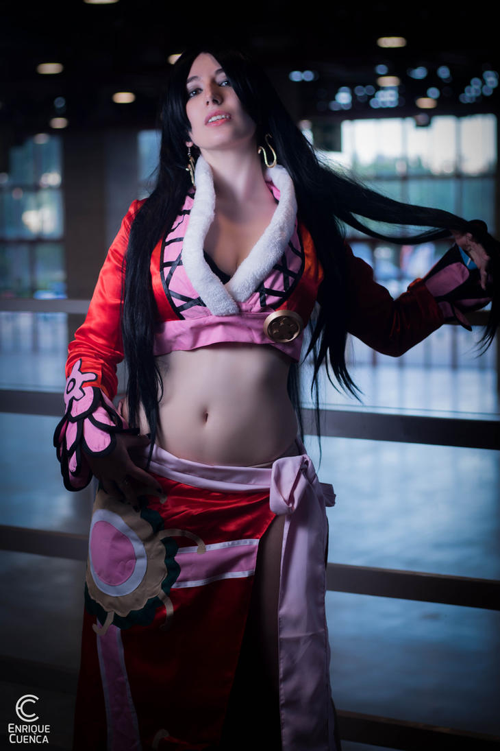 Boa hancock  One Piece Cosplay by LuffySwan