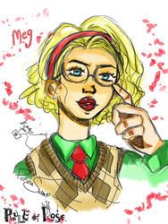Meg, la princesa de Aspecto Prudente