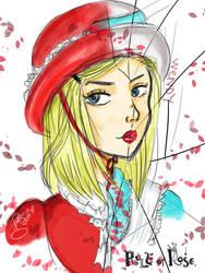 Wendy  La Princesa de la Rosa Roja