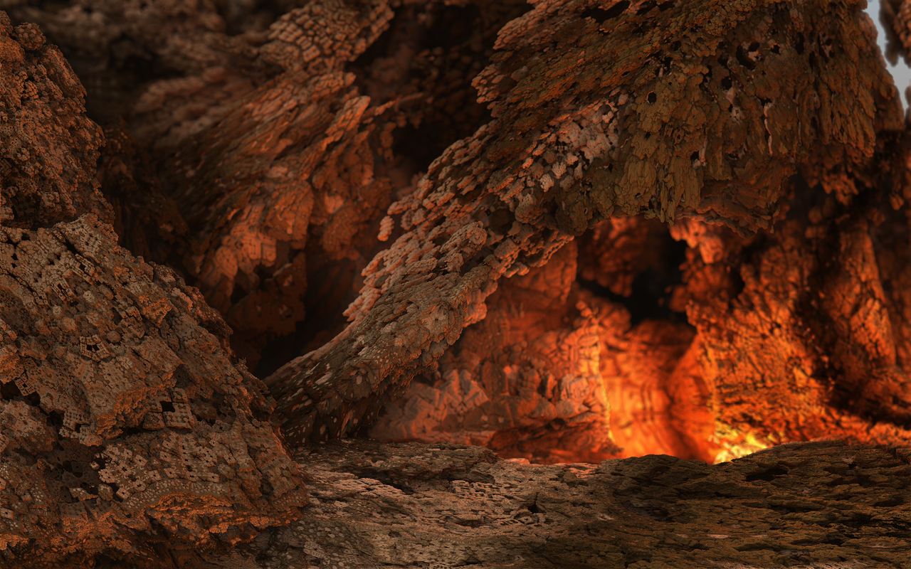 Magma Cave by ClydeFrogDA on DeviantArt