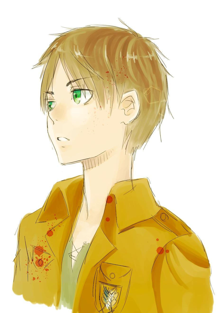 Eren by BOMHAT