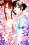 Mayuri and kurisu