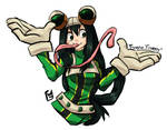 Froppy Bust
