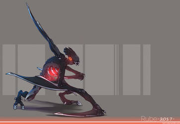 Makuta Chirox by Just-Rube