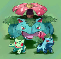 Pokemon 1-3