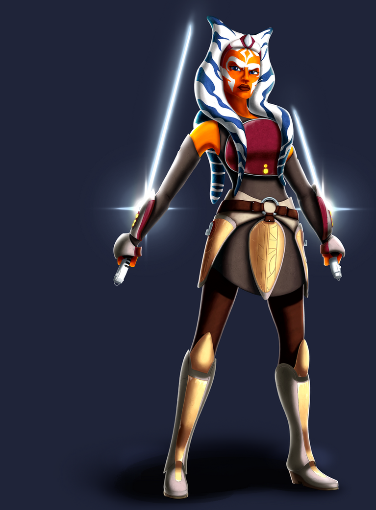ahsoka tano wallpaper