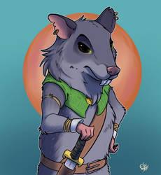 Awesome Rat Boi