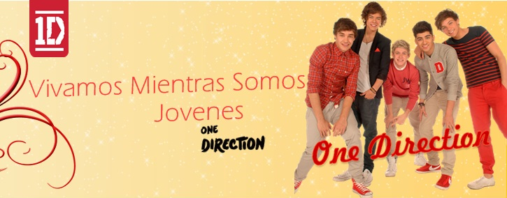 Portada De One Direction by claudiafigueroamarin