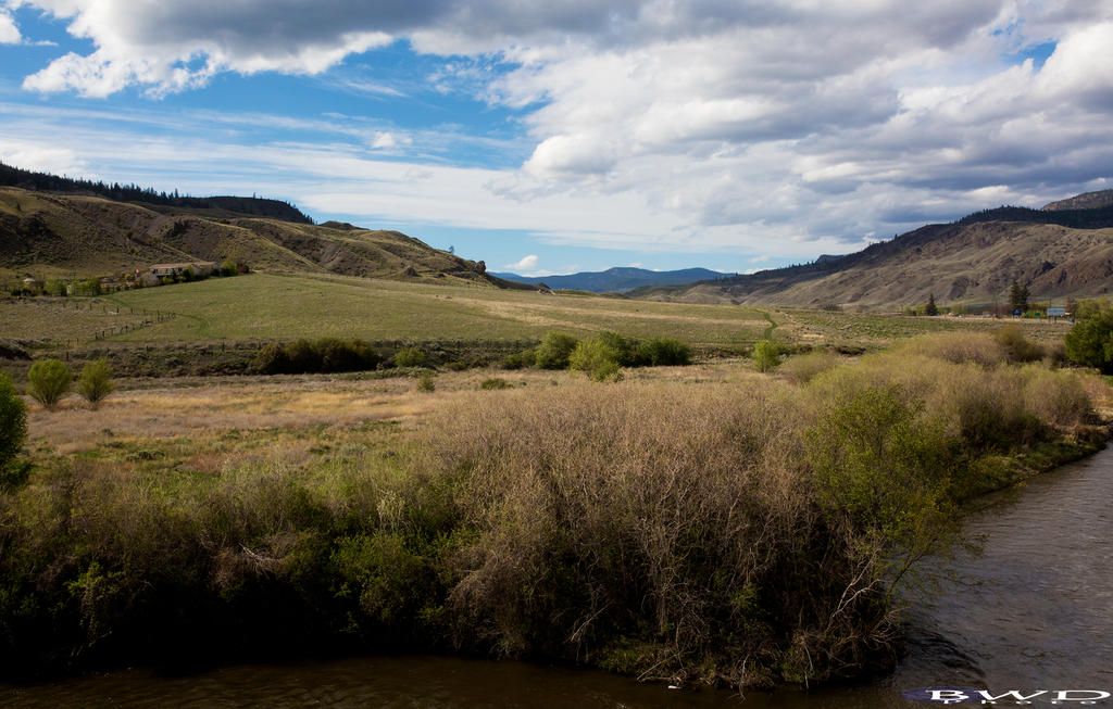 Cache Creek by bcdirector