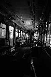 Japanese Street Car Interior by bcdirector