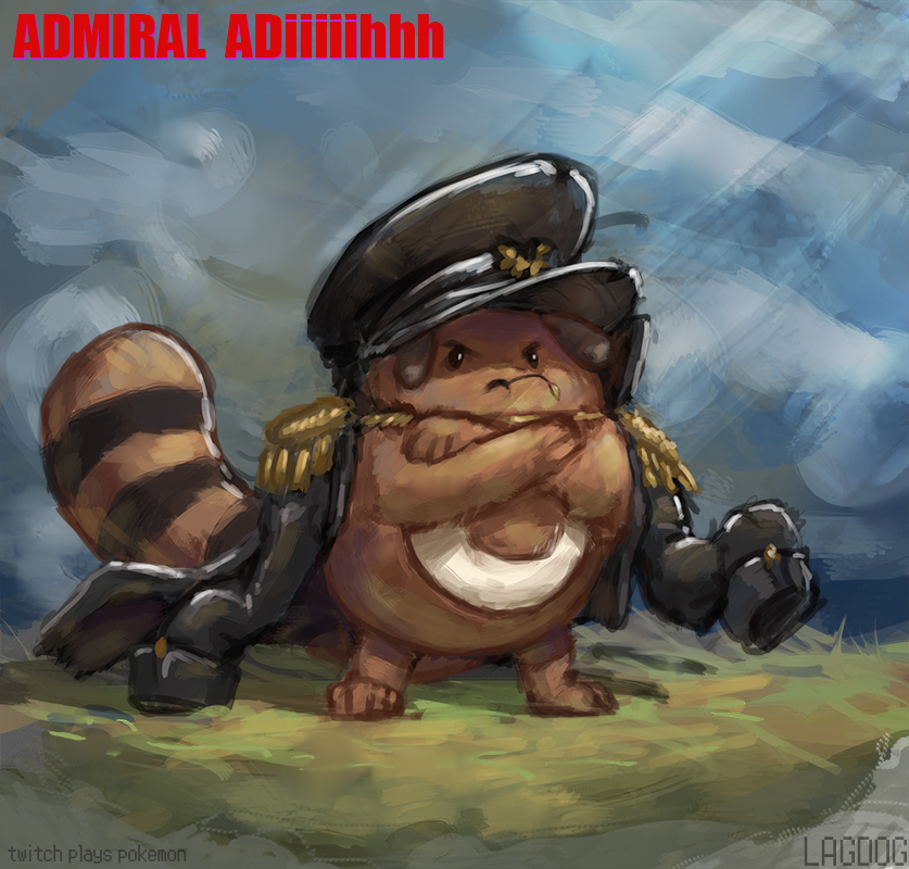 admiral adiiiii!!! by lag-dog