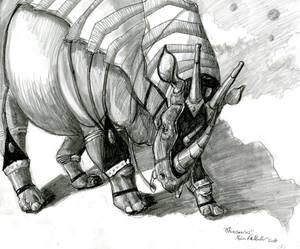 'Rhinosaurus'