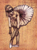 Ballerina by TLCook