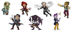 Character Artdump