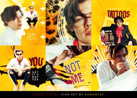 Not me | Icon set by ACMontez