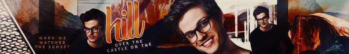 Castle on the hill | Banner by ACMontez