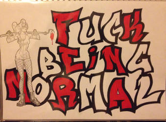 F**** being normal ! by ViewtifulMAD