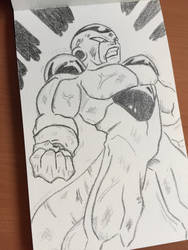 Frieza full powa !! by ViewtifulMAD