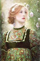 Beatrice in the Rosegarden...