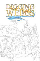 Digging Wells Book 2 Front WIP