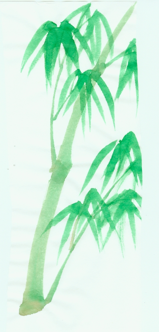 Bamboo Calligraphy By Jey Dee On Deviantart